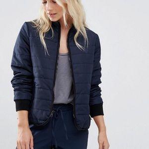 Vero Moda petite navy jacket size small